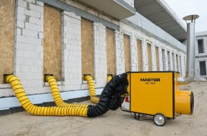 Master Αερόθερμα Πετρελαίου AIR-BUS building